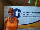 Sprachschülerin Internationa House Gozo