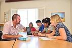 Unterricht in der Sprachschule IH Malta in St. Julian's