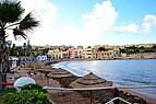Strand von St. Julian's Malta