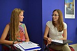Sprachschülerinnen BELS Malta