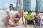 Sprachreise Miami Beach am Strand genießen