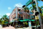 Espanola Way Miami bei Tag