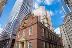 Wolkenkratzer in Boston, Massachusetts