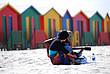 Bunte Häuser Südafrika, Erfahrungsbericht Mäurer
