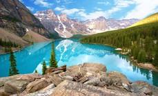 Banff Nationalpark in Kanada