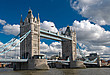 Tower Bridge und Themse