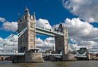 Londons berühmte Tower Bridge