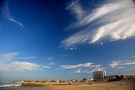 Strand und Campus der Nelson Mandela Metropolitan University