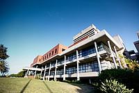 Seminargebäude auf dem Campus der NMMU in Port Elizabeth