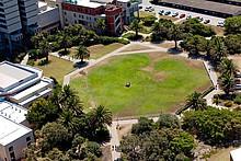 Grünfläche der NMU