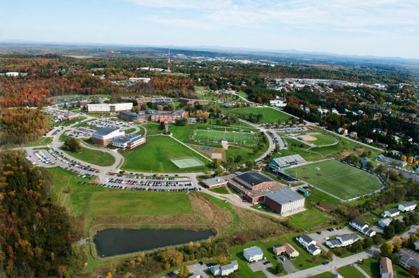 Studium an der Husson University in Maine USA