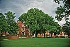 Seminargebäude auf dem Campus der Marshall University