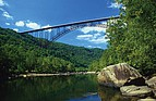 New River Gorge Brücke