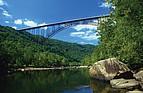 New River Gorge Brücke