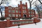 Seminargebäude der Marshall University