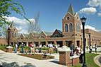 Kirche auf dem Campus der Mercer University