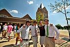 Studenten der Mercer University
