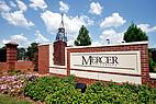 Eingangsportal der Mercer University