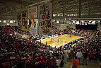 Basketballspiel der Mercer University