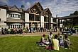 Der Campus des North Island College in Comox, British Columbia (Kanada)
