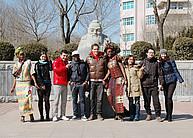 Ausländische Studierende an der DUFE