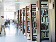 Die Bibliothek der DUFE