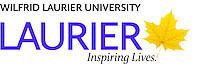Logo der Wilfrid Laurier University (WLU)