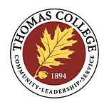 Das Logo des Thomas College