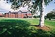 Studentenwohnheim auf dem Campus