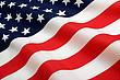 Nationalflagge USA