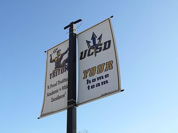 Campus der UC San Diego