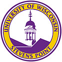 Logo der University of Wisconsin Stevens Point (UWSP)