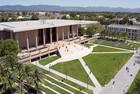 Campus mit Grünfläche an der CSUN