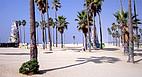 Strand in der Nähe des Campus