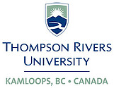 Logo der Thompson Rivers University